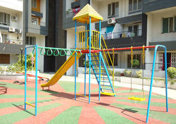Outdoor Multi Playground Equipment