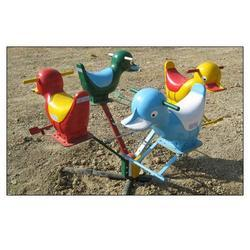 Playground Revolving Duck