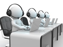 Inbound Outbound Call Center Outsourcing (Set of 2)