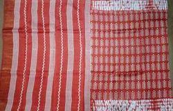 Designer Printed Chanderi Saree