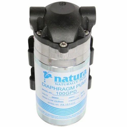 100 Gpd Ro Booster Pump 24 Vdc Rs 1000 Piece Hindustan