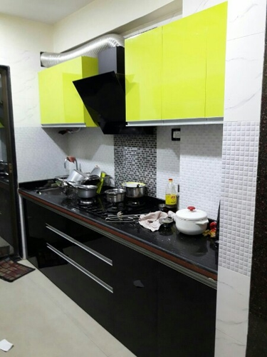 Glass Door Gas Kitchen Chimney Manufacturer From Navi Mumbai