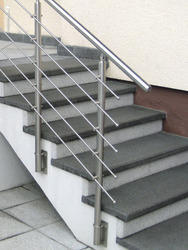 Stainless Steel Baluster Railing
