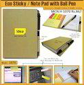 HCN H- 804 Eco Sticky Notepad