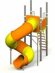 Roto Spiral Tube Slide