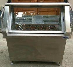 Salad Display Freezer (Subway Type)