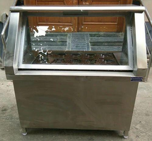 Salad Display Freezer (Frostica)
