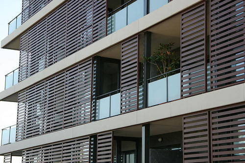 Aluminum Louvers At Rs 300 Square Feet Kk Nagar