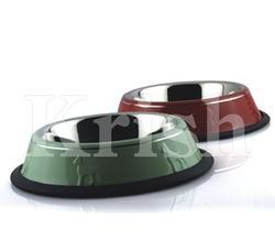 Twin Colour Embossed N.T. Skid Bowl