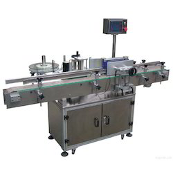 Auto Sticker Labeling Machine