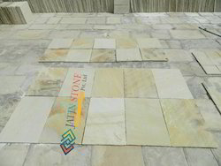 Natural Finish Sandstone Tile