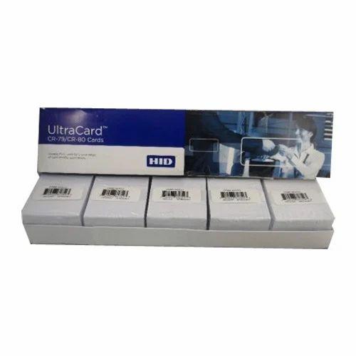 HID Fargo 81754 Ultra PVC Card