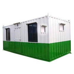 Prefabricated Portable Cabin for Warehouses