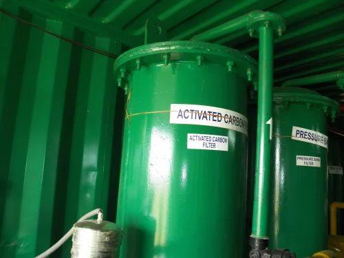 Aconset (Akar Containerized Sewage Treatment) Plant