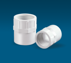 UPVC Plastic Threaded Adaptor (fapt)