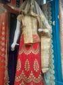 Lehenga Net Saree