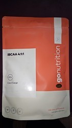 Go Nutrition BCAA 50 Serving