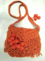 Orange Dori Ladies Purse