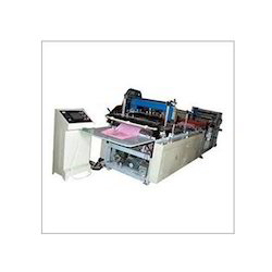 Fully Automatic Non Woven Fabric Bag Making Machine