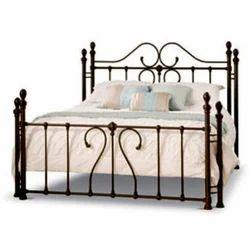 SS Designer Bed
