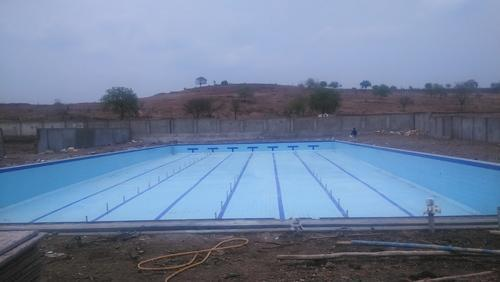 Swimming pool construction services olympic swimming pool construction services manufacturer for Swimming pool construction services