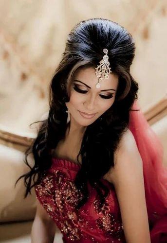 Bridal Hair Style Design Services Hair Styles Services À¤¬ À¤² À¤• À¤• À¤Ÿà¤¨ À¤• À¤¸ À¤µ À¤ In Manjalpur Vadodara Venus Beauty Care Id 11828276897