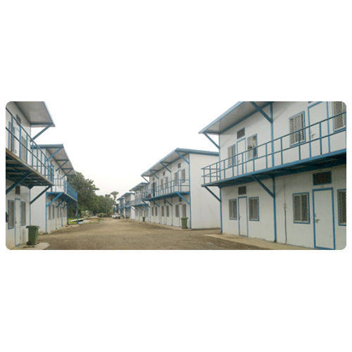 Low Priced Apartments: Housing Structure Manufacturer From