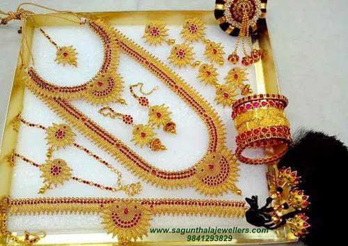 Bridal Jewellery Bridal Jewellery Set For Hire Service Provider