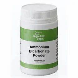 Ammonium Bicarbonate Testing