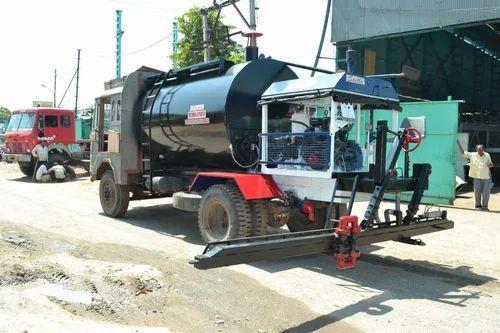 Bitumen Sprayer - Truck Mounted Bitumen Sprayer Manufacturer from