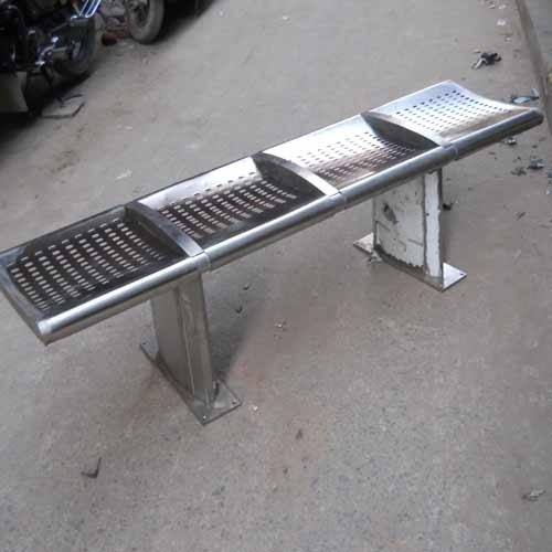 Stainless Steel Bench Four Seater Ss Bench Manufacturer