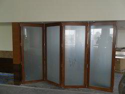 Aluminium Soltaire Large Sliding Folding Door Fitting