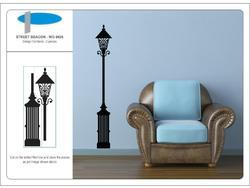 Street Beacon Wall Decal