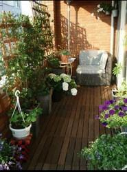 Balcony Deck Flooring