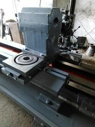 Boring Head Lathe Machine