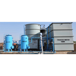 MBR Based Sewage Treatment Plants