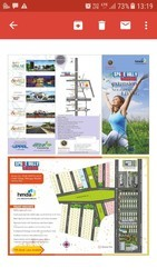 Open plots hmda with Gated community project