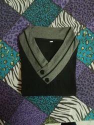 Cotton V Neck T Shirts