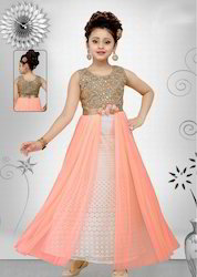 Elegant Gown For Kids
