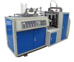 Disposable Printed Glass Making Machine
