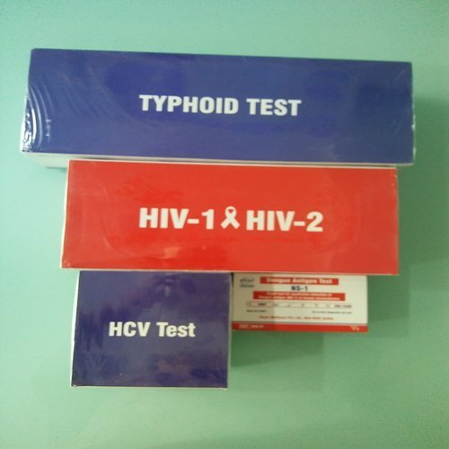 Rapid Test Kits - Meril Diagnostic Kit Wholesale Trader from Virar