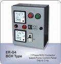 Bch Single Phase Pump Control Panel