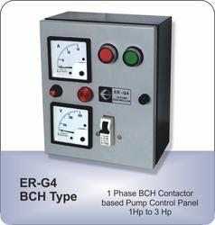 BCH Single Phase Pump Control Panel