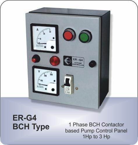 BCH Single Phase Pump Control Panel at Rs 1900 /piece | Gondal Road