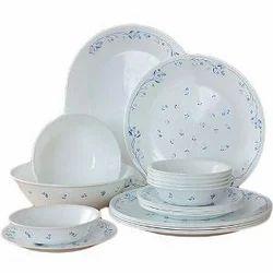 Tempered Glass Dinnerware