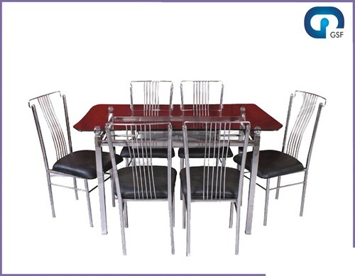 Antique Steel Dining Set At Rs 15000 Sets Steel Dining Table