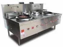 High Pressure Burner Range