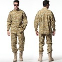 Men Cotton Camouflage Uniform
