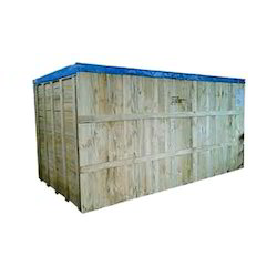 Heavy Packaging Wooden Pallets Box