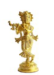Murlidhar Krishna - Gold Plated